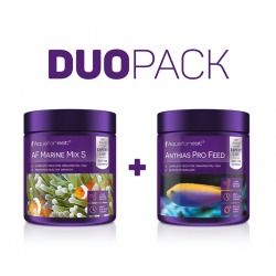 Duo Pack Marine Mix S + Anthias Pro Feed