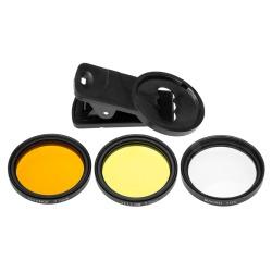 Filtro para Smartphone y lente macro