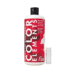COLOR ELEMENTS RED/PURPLE 500 ml.