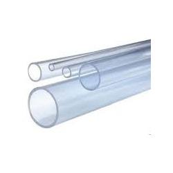 Tubo PVC transparente