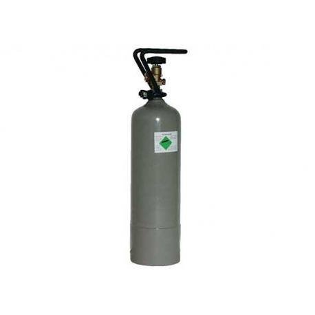 Botella CO2,
