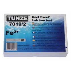 Reef Excel® Lab iron test