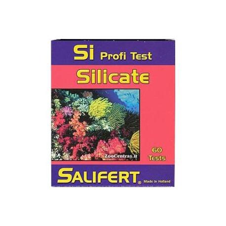 Test Silicatos (SI)