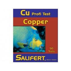 Test Cobre (Cu)