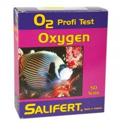 Test de Oxigeno (O2)