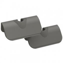 Cuchillas de plástico 45mm, 2 Uds