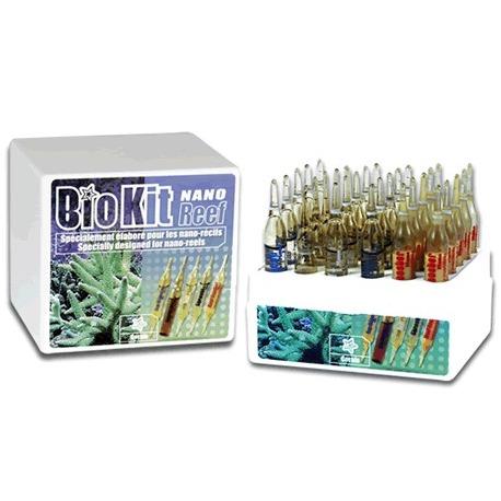 BIOKIT NANO REEF (30 ampollas)