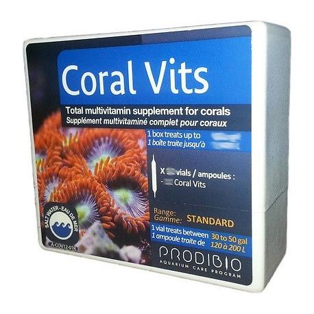 CORAL VITS (30 ampollas)