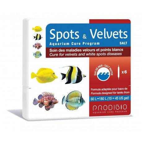Spots & Velvets (5+1 ampollas)