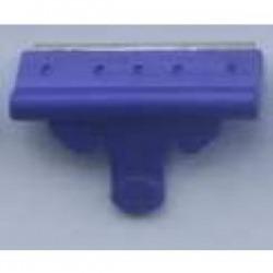 D-D, Recambio rascador para cristal (2 uds.)