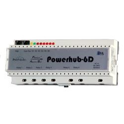 Base de relés Powerhub6D-PAB