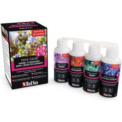 Trace Colors A,B,C,D 100ml (4 x Pack)