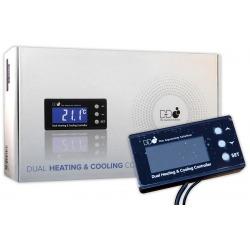 D-D Dual Heating & Cooling Controller