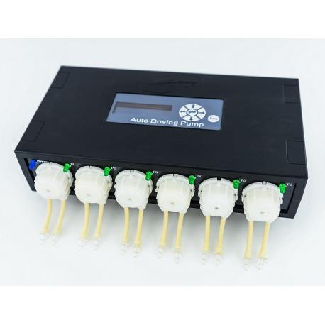 Dosificadora DP-6 (6 canales)
