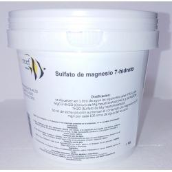 Sulfato de magnesio 1 Kg