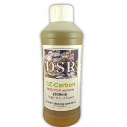 DSR-EZ, Carbon (Po4/No3 removedor)