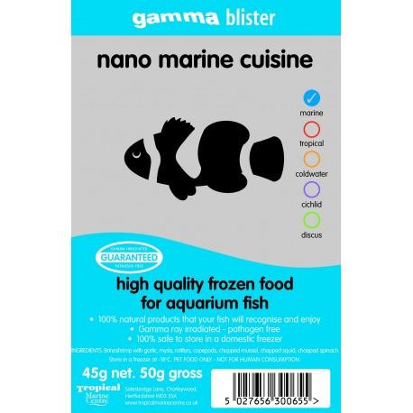 Nano Marine Cuisine