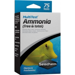 Multitest Free & Total Ammonia
