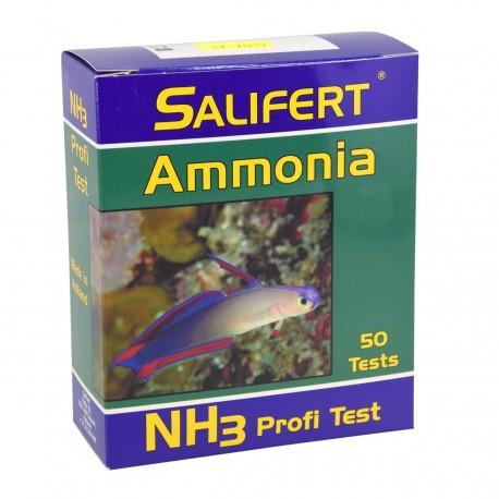 Test Amoniaco (NH4)